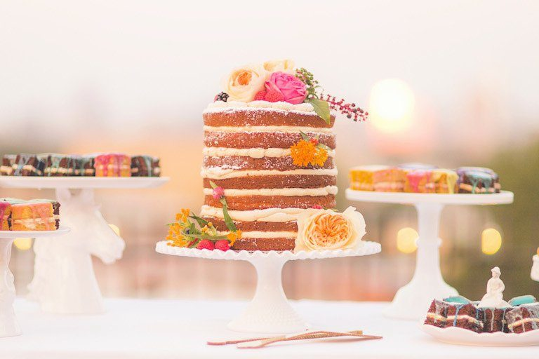 To Eat or not to Eat the Wedding Cake?