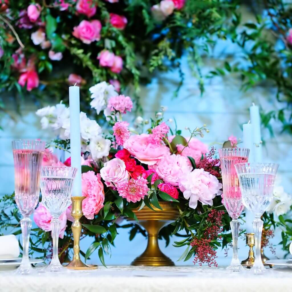 table set - delightful details
