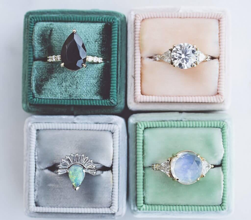 Engagement Rings Settings Guide