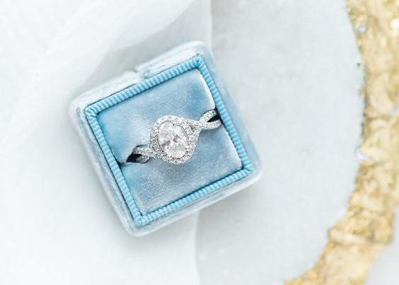 engagement ring twist