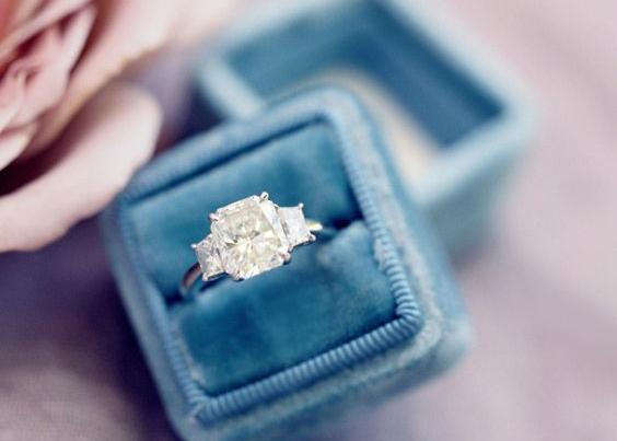 engagement ring three stone