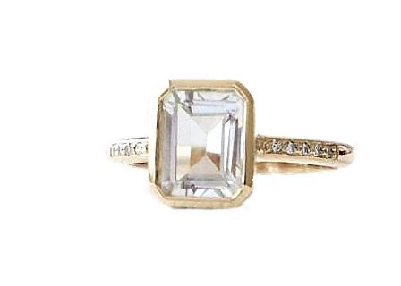 engagement ring bezel