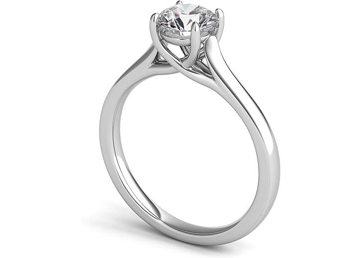 engagement ring trellis