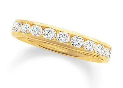 engagement ring channel