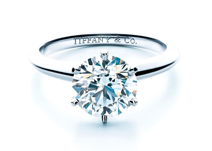 engagement ring tiffany