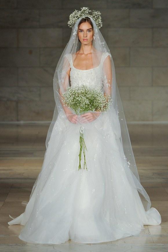 reem acra wedding dresses 2018 chiffon