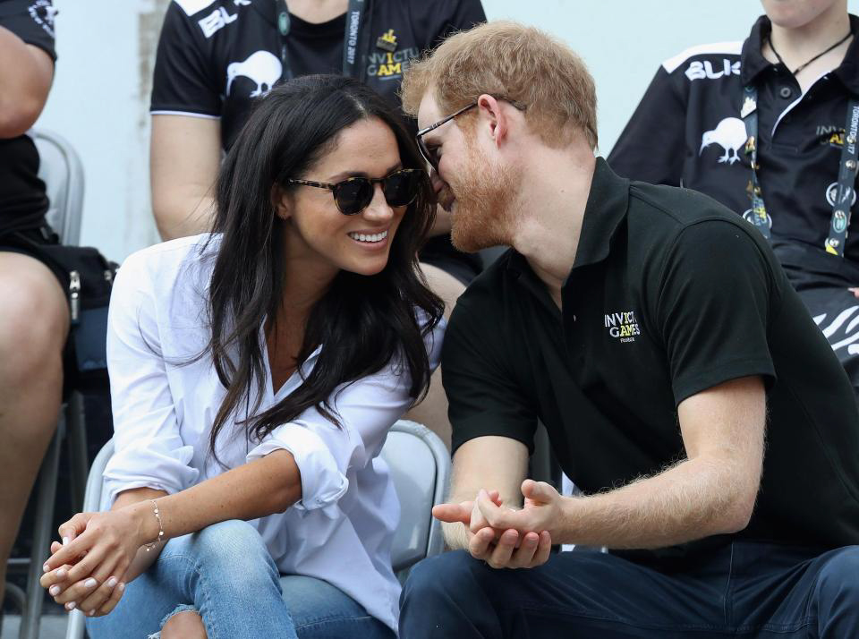 prince harry and meghan dating