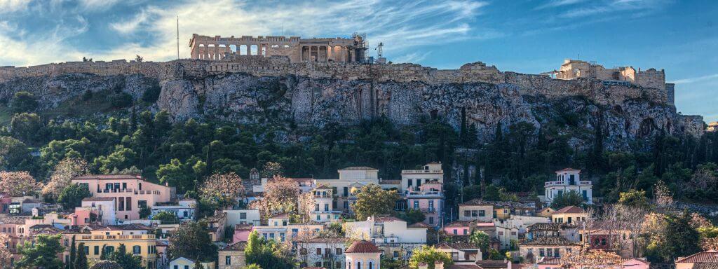 Acropolis Greek Wedding Destination