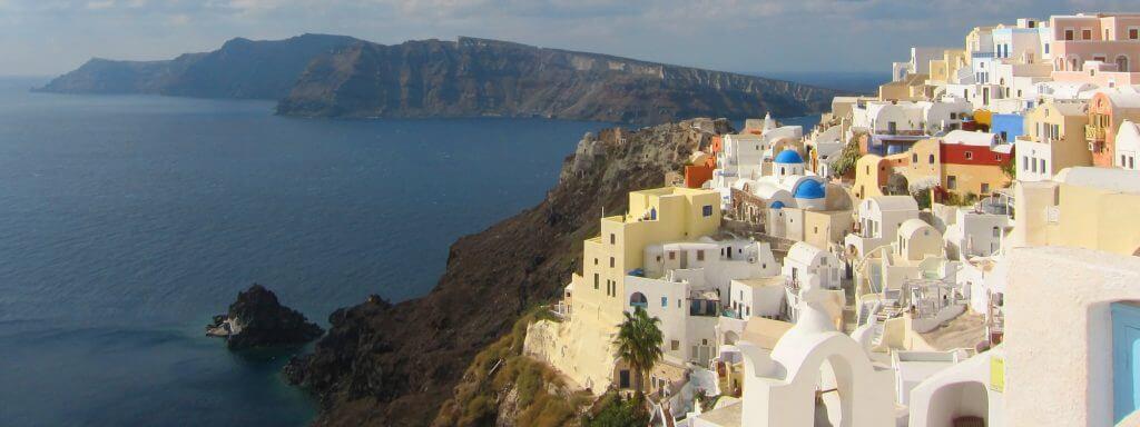 Santorini Island Greek Wedding Destination