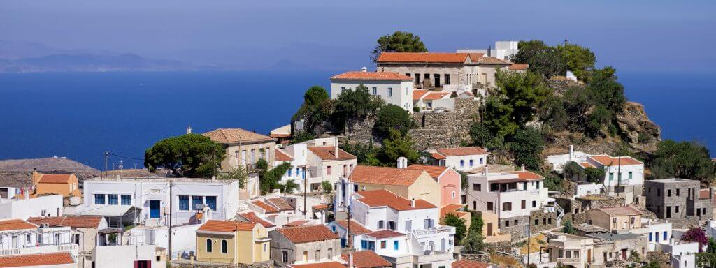 Kea island Greek Wedding Destination