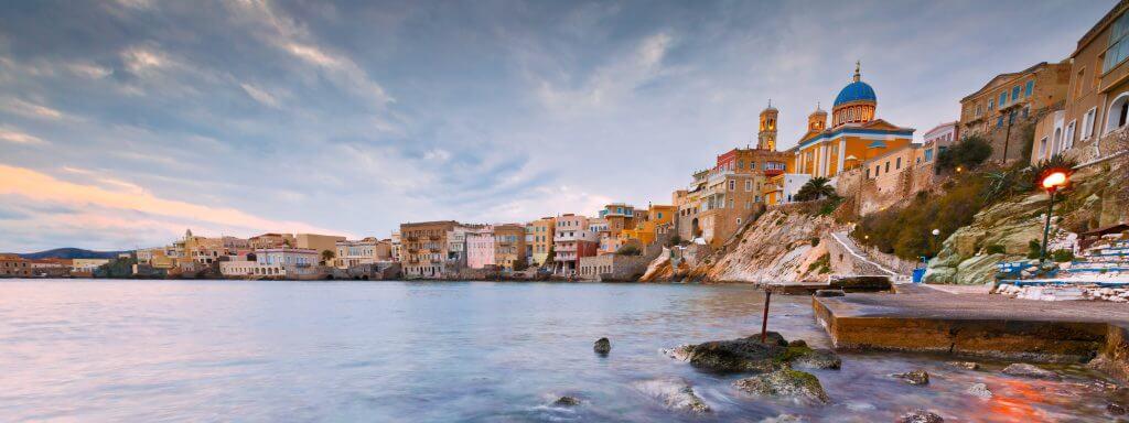 Syros island Greek Wedding Destination