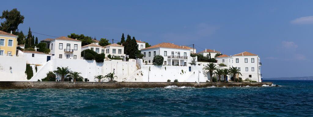 Spetses island Greek Wedding Destination