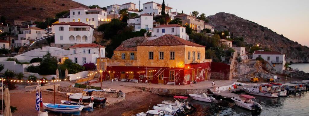 Hydra island Greek Wedding Destination