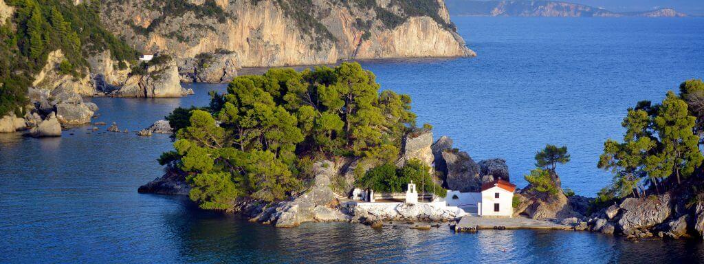 Parga Greek Wedding Destination