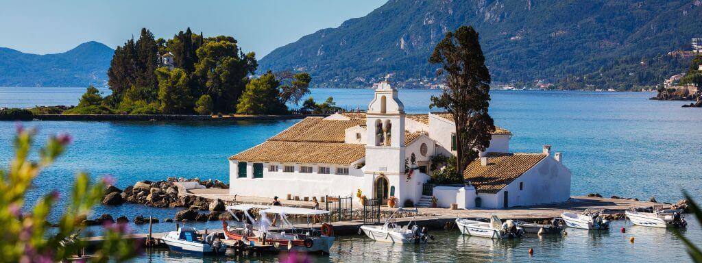 Corfu  Greek Wedding Destination