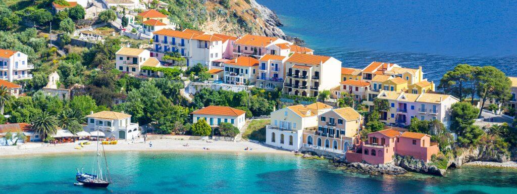 Kefalonia Island Greek Wedding Destination