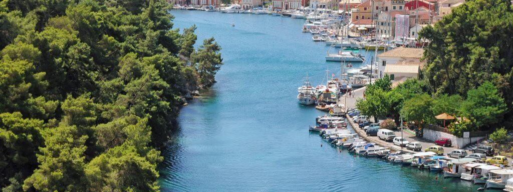 Paxi Island Greek Wedding Destination