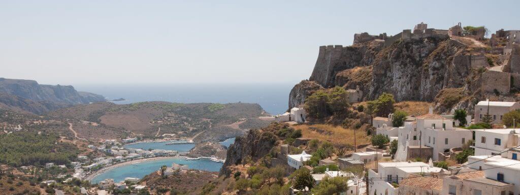 Kythira Island Greek Wedding Destination