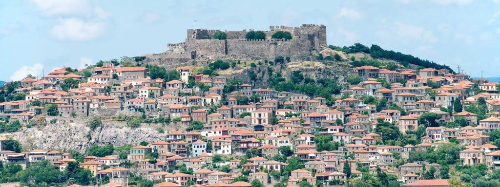 Lesvos Island Greek Wedding Destination
