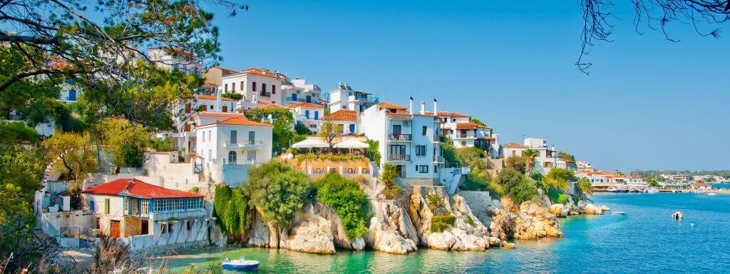 Skiathos Island Greek Wedding Destination