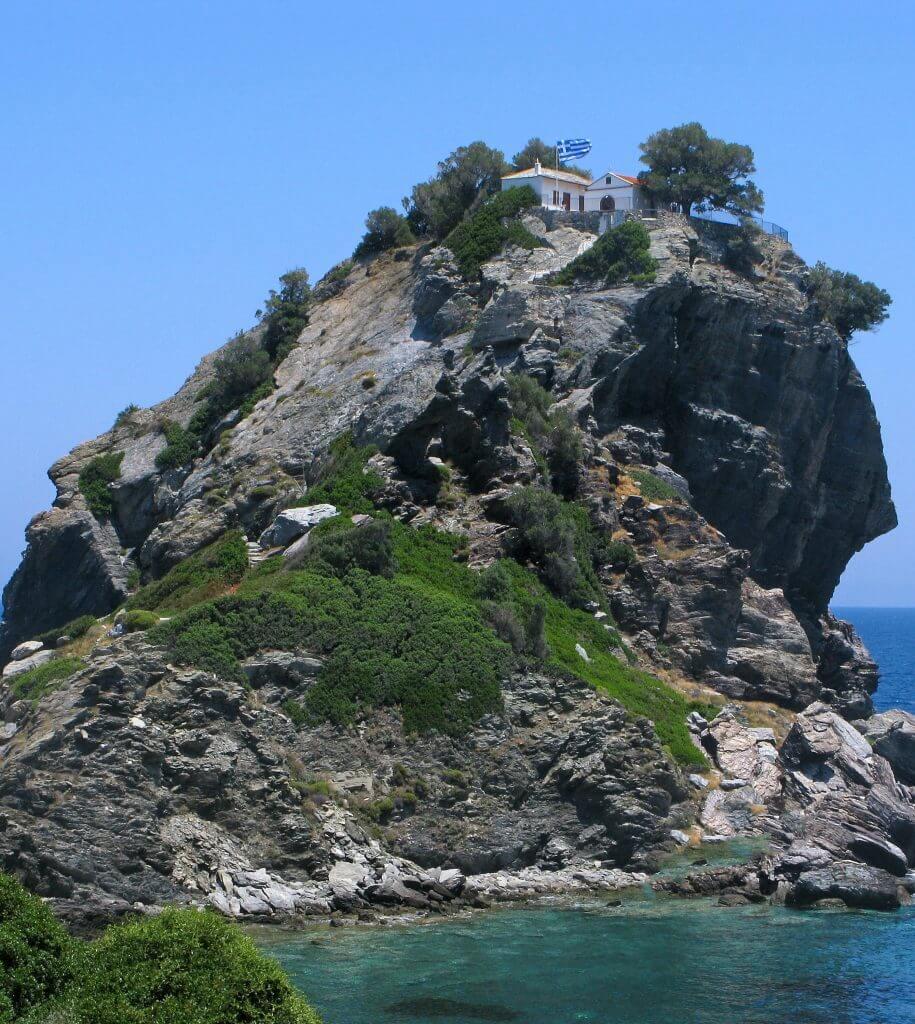Skopelos Island Greek Wedding Destination