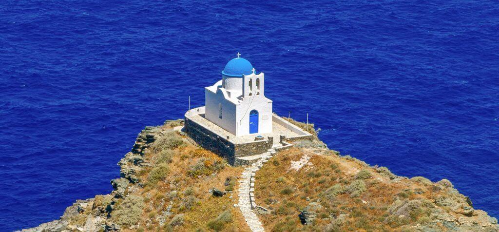 Sifnos Island Greek Wedding Destination