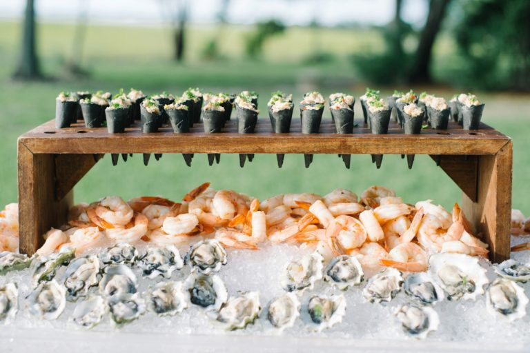 Creative Ideas For Wedding Food With Wow Factor