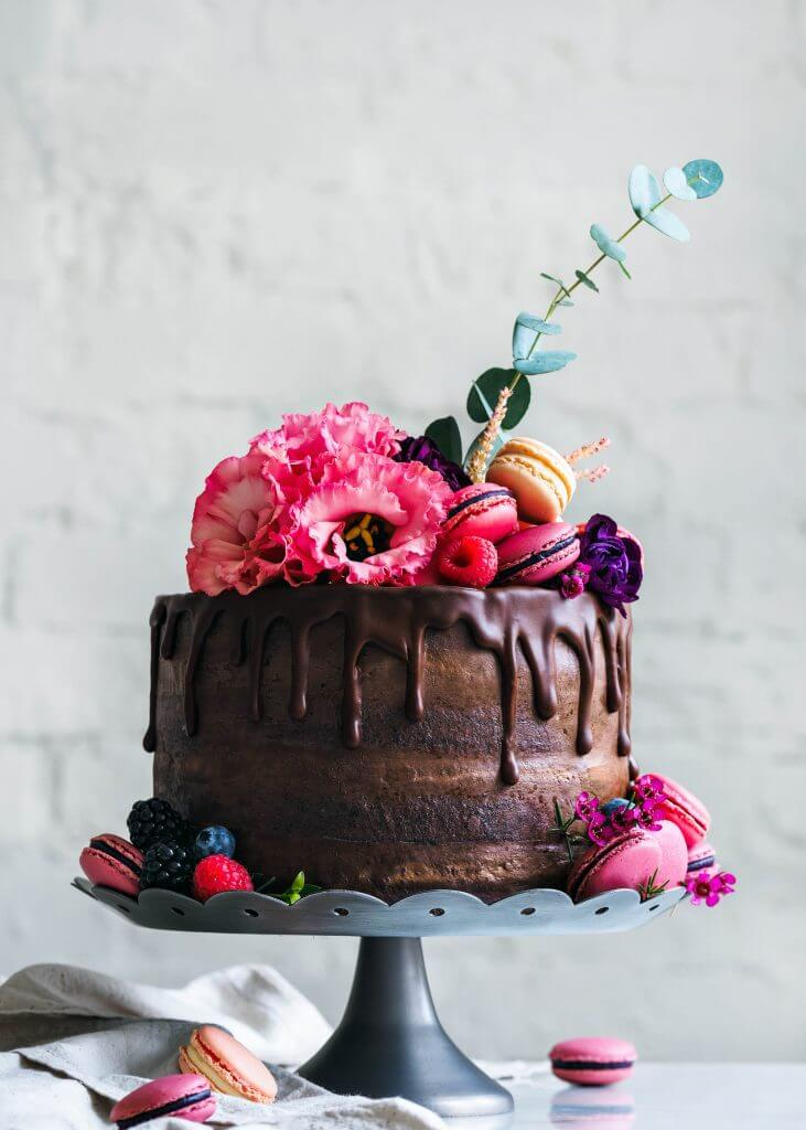 Carribean black wedding cake tradition