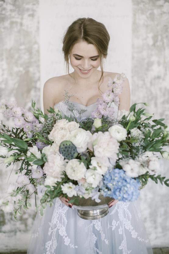 flower of power Wedding decoration idea greece