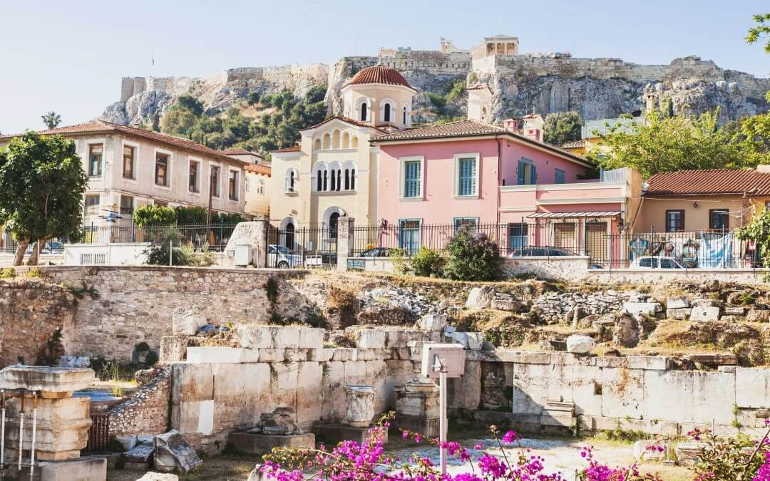 Wedding Planner in Athens: 18 Insider's Guide to the City