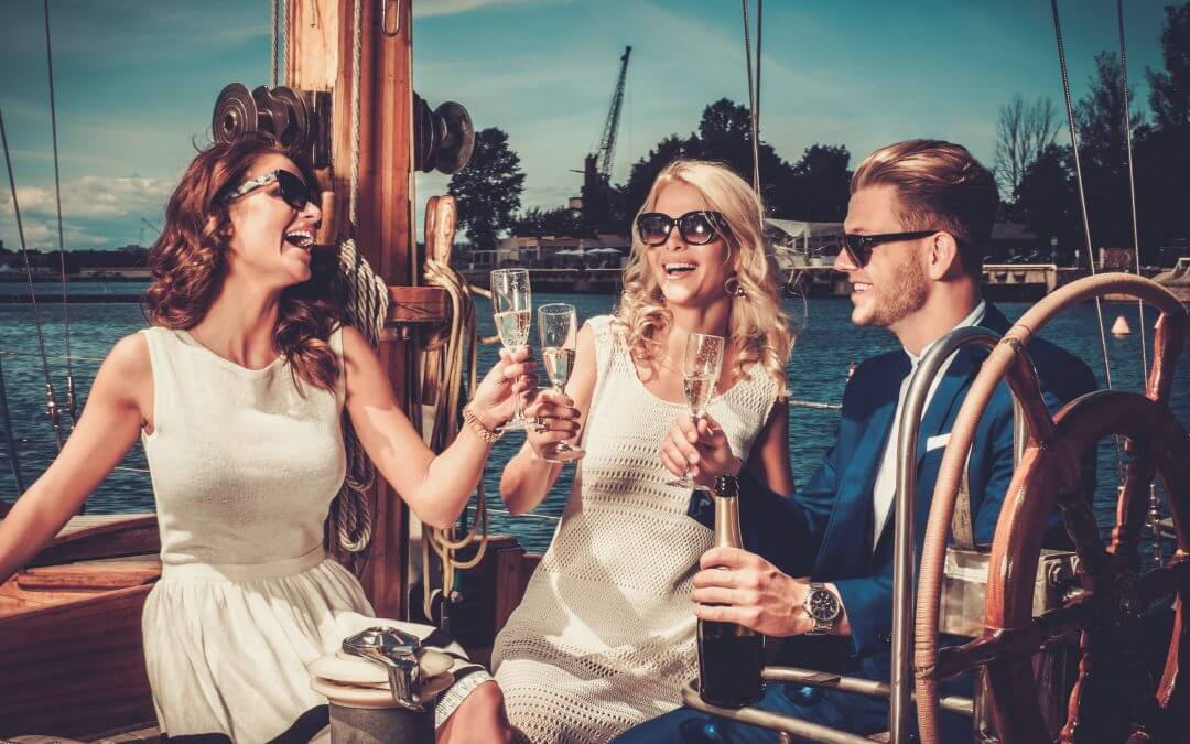 Smooth Sailing: How to Pull Off an Awesome Yacht Wedding Party