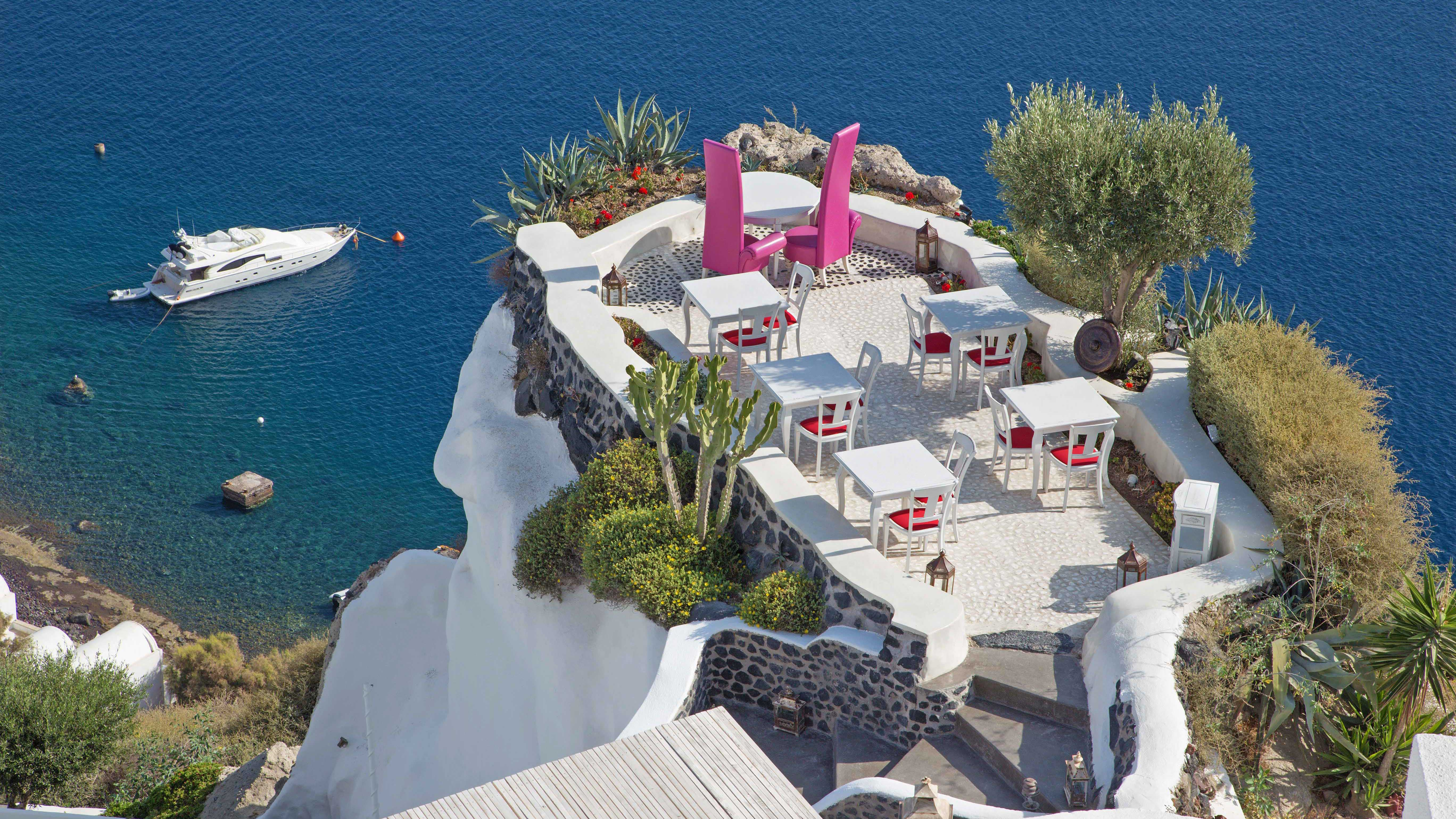 Wedding Planner in Santorini View From The Top 152