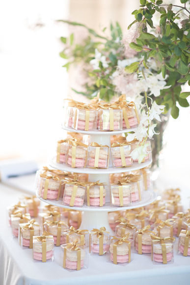 Make Happy Memories Wedding Corners Macaron