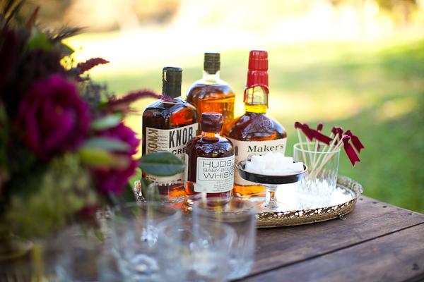 Make Happy Memories Wedding Corners Whiskey Bar