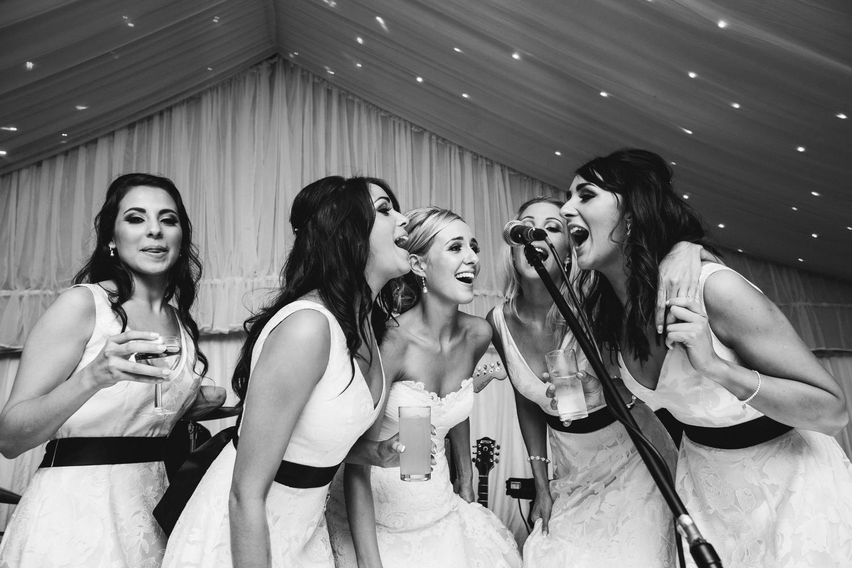 Make Happy Memories Wedding Corners Karaoke